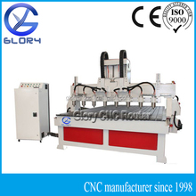High Output 8 Spindles CNC Router to Give You an Edge