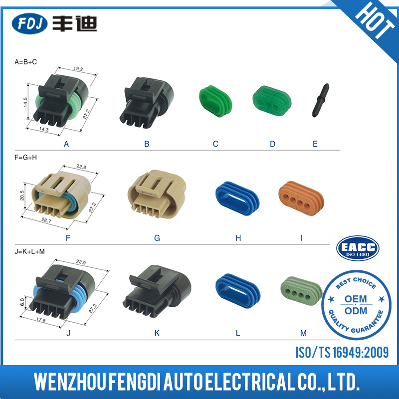 Cheap Factory Provide Directly 3M Connector