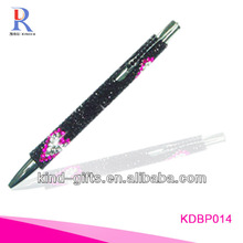 Hot Sale Bling Rhinestone Mount Blanc Pens With Crystal China Factory