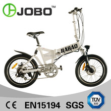 Direct factory chopper bikes JB-TDN06Z popular and interesting design folding mini bike electric