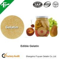 100 Halal Edible Food Grade Gelatin