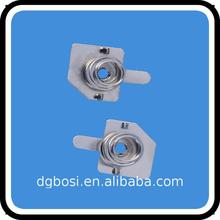 Alarm spring for embroidery machine al die casting parts manufacturer