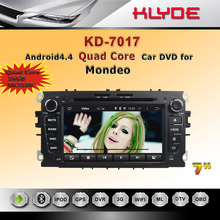 klyde special 7 inch touch screen android gps car navigation dvd for ford mondeo