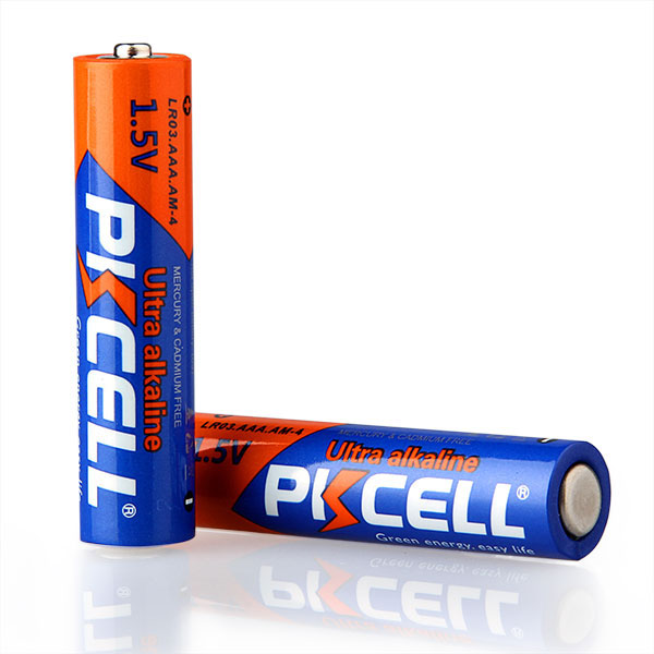 Primary & Dry Battery 1.5V 3A AAA LR03 AM4 Alkaline Batteries