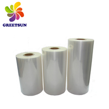 Shrink film warpping for packaging bag