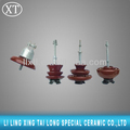 High quality easy install porcelain electrical insulators