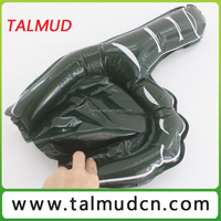 Display show sport glove for fans cheering