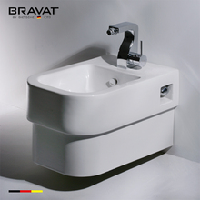 Floor mounted toilet bidet Dirt resistance Easy to clean C2660W-A