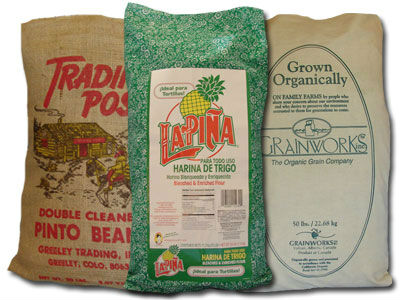 Seeds Bags 100% Cotton