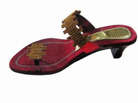 Fancy party wear shoes sandal for college girls