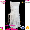 Qingdao SinoFur Best Sale Chiffon+Organza Chair Cover