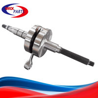 Motorcycle Crankshaft for Mbk Ovetto 4 stroke Yamaha Neos 4T
