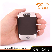 Vehicle GPS Tracker with Sos Button Mic car key gps tracker