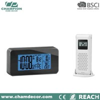 Cheap plastic digital table alarm clock , wholesale digital desk alarm clock