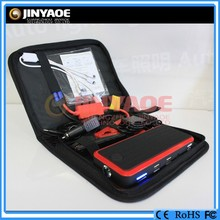 2015 hot sale car jump starter power bank in emergency tool kit