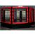 Customized boxing soviet-style target mma octagon fighting cage