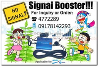 GSM Globe & Smart Signal Booster / Repeater / Amplifier