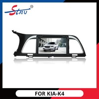 Car audio dvd player for K.I.A. K4 type of gps navigation windows ce 6.0