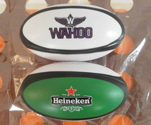 Soft Rugby Stress Ball