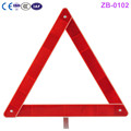 specialized in triangular warning sign