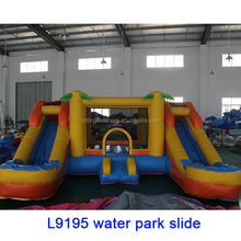 Lotting inflatable amusement water park supplies