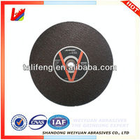 105*1.2*16 7 carbon steel cutting 3m abrasive disc