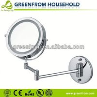 7 inch Double side wall mounted dressing mirrors