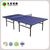 Standard size MDF good quality table tennis table for wholesale