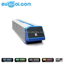 replacement 45536516/15/14/13 compatible laser bulk packaging color toner cartridge for Okidatas C931/C941