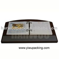 HM-M50034 wooden table calendar design 2012
