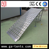 400Kg Heavy Duty Foldable Aluminium Ramp