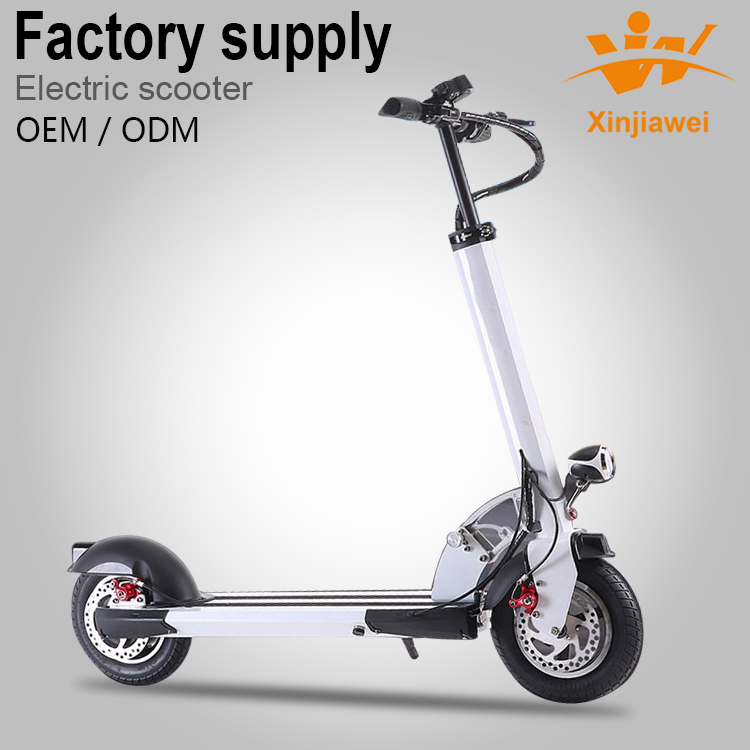 factory supply 10inch Aluminum alloy folding scooter OEM ODM electric scooter dirt bike electric motorcycle