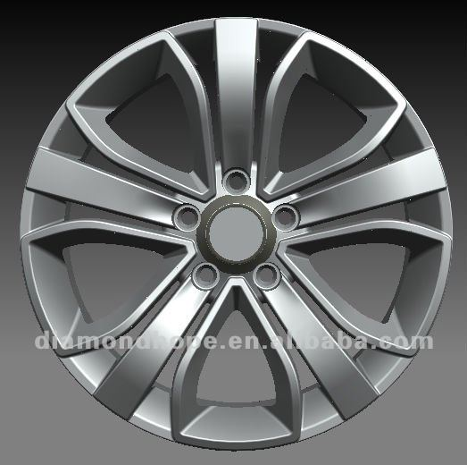 ZW-K078 high quality 14 inch alloy car rims 20 inch bicycle rims for sale