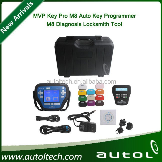 MVP key PRO M8 Auto Key Programmer M8 with 800 Tokens Key Pro M8 Best Auto Key Programmer