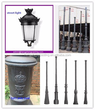 New Products for 2017 Solar Lamp Post Parts
