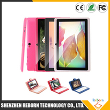 7 inch quad core Q88 Mid Allwinner A33 android 4.4 capacitive touch screen tablet