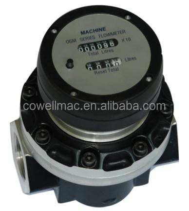 OGM-A-40 Oval Gear Meter (digital fuel flow meter, fuel consumption flow meter)