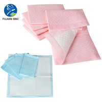 Private label urine super absorbent bed pad incontinence hospital medical nursing adult disposable under pads for bedrid patient
