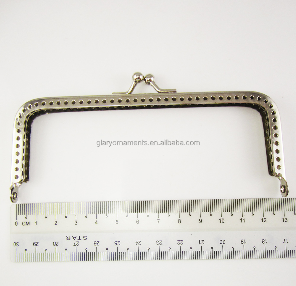 2014 Popular bag parts clutch purse frame