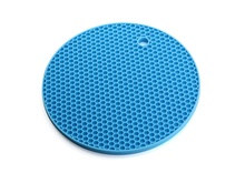 New Products Silicone Pot Holders Heat Resistant Kitchen Table Dinner Mat