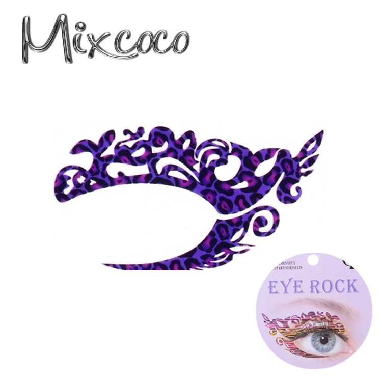 2016 New Design Magic Instant eyeshadow stickers,eye tattoo sticker,eye shadow sticker