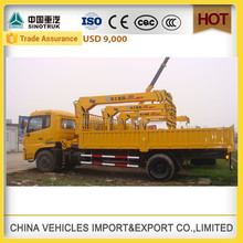 Hot sale rough terrain crane 35 ton off-road crane high speed crane truck