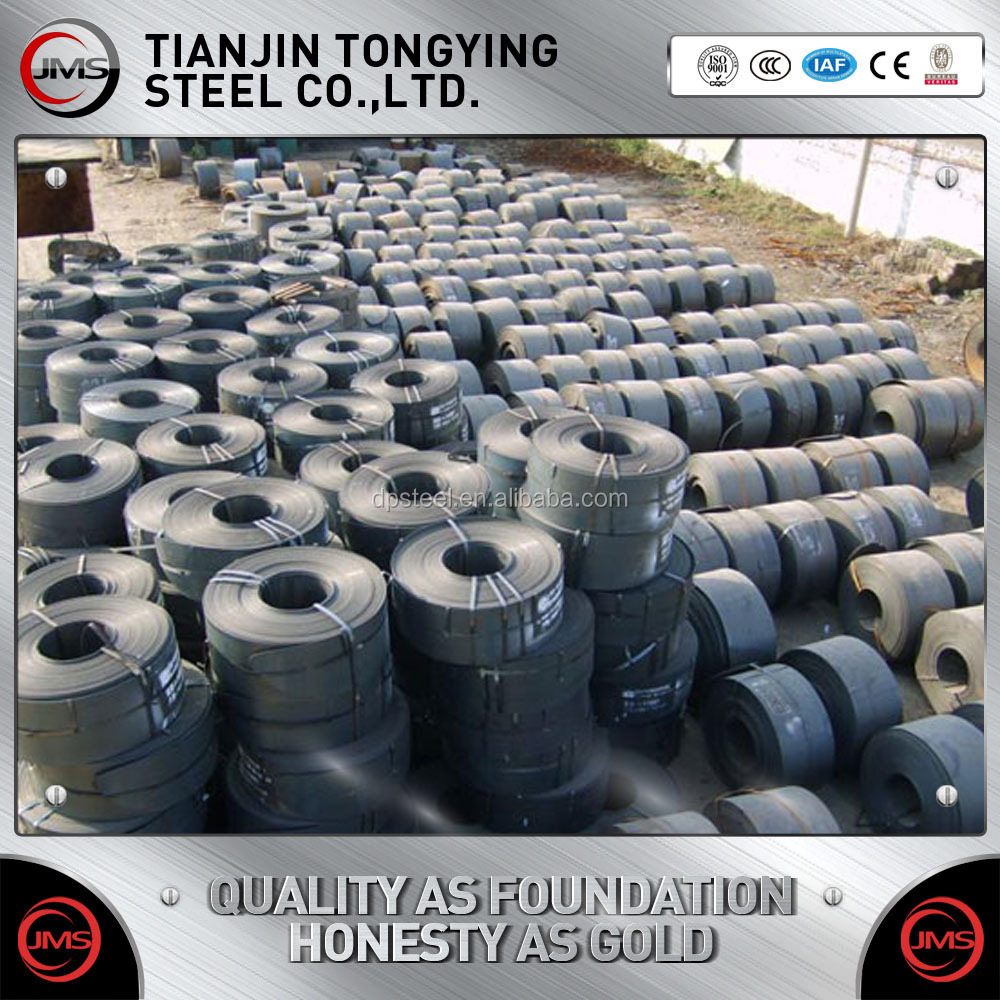 Factory price 255,272,285,295 hot rolled steel strip in steel coil