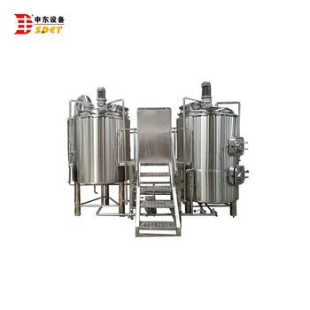 Commercial Craft Beer Brewery Equipment For Sale