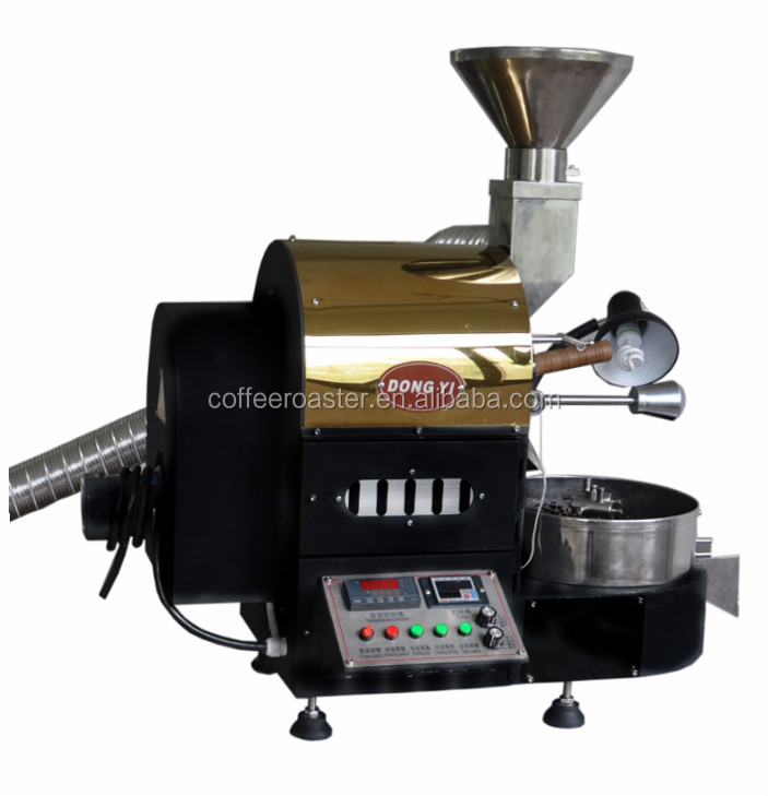 New Design 1kg Electric Gas Coffee