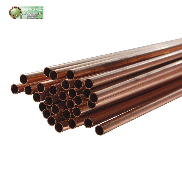 Pancake Coil Copper Pipe for air conditioner copper coil pipe for sale