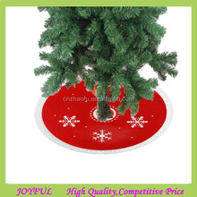 Cheap santa christmas tree skirt,handmade christmas tree skirts,smocked christmas tree dress