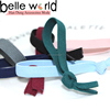 Hot sale Basic Flat Elastic Hair Ties knot elastic ponytail holder for girls wholesale