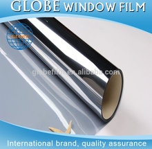 car glass heat insulation sun protection foil 3m silver solar reflective window film