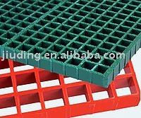 FRP molded common grating